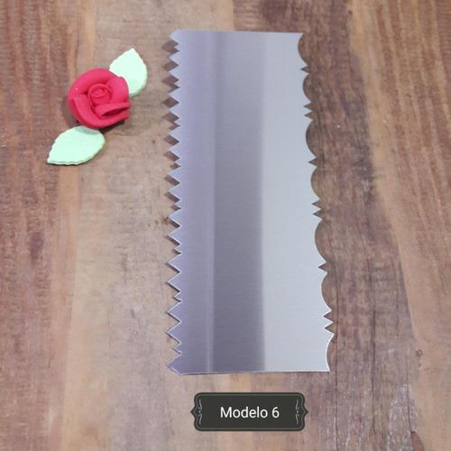 espátula decorativa - modelo 06