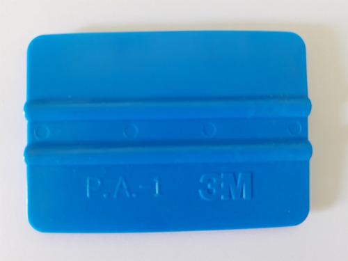 espátula para película insulfilm azul 3m ou acabamento vinil