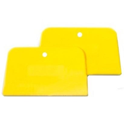 espatula plastica amarilla