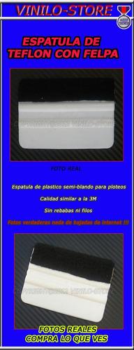 espatula plastica felpa ploteo vinilo plotter ploter autos 3