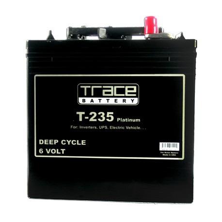 especial baterias trojan roja de inversor garantizada