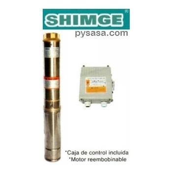 especial bombas sumergibles shimge 1hp 10,500.00