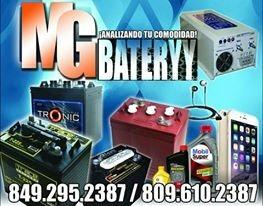 especial de baterías y inversor de todas las marcas