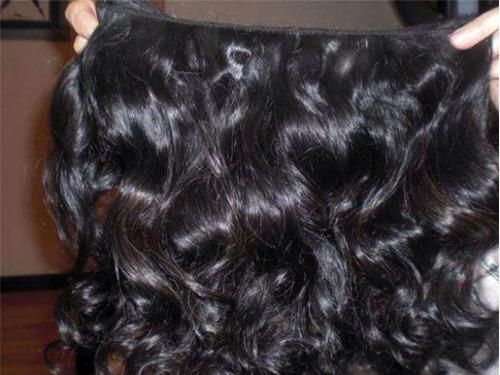 especial de extensiones de pelo hindu virgin 100% humano!!!!