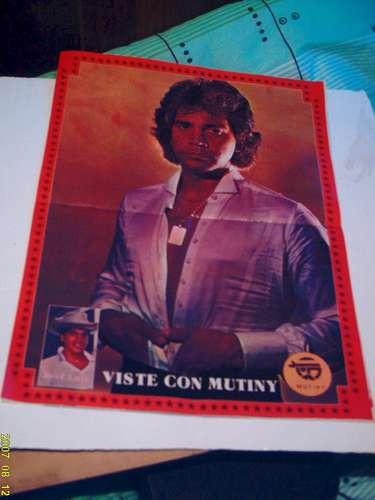 especial jose luis rodriguez  el puma, rev. variedades 1981