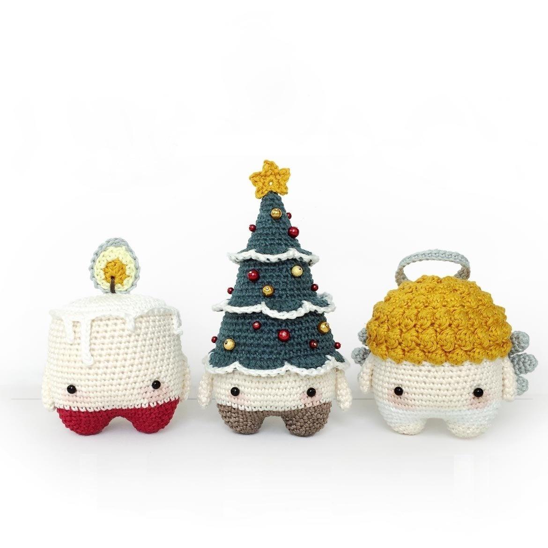 Especial Navidad! 200 Patrones Amigurumis Crochet! - $ 200,00 en ...