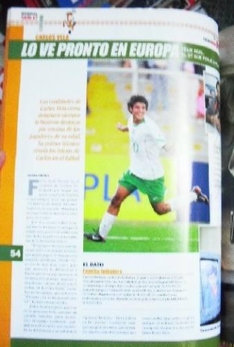 especial revista record, pumas campeon clausura 2011, nuevos