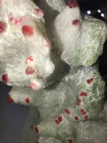 especial ruby mineral * cor intensa 3.3 kgs * frete grátis *