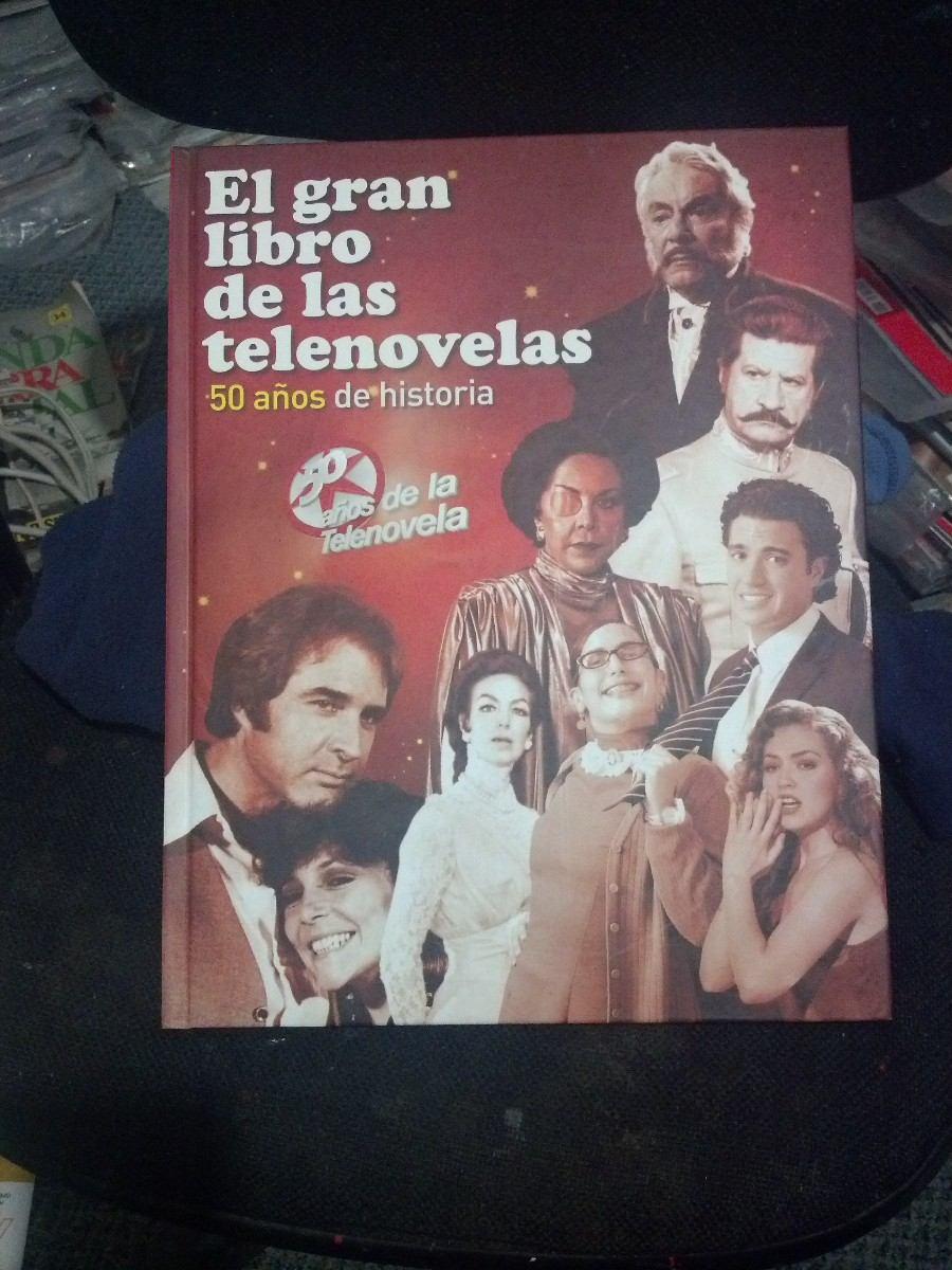 Especial Tv Y Novelas, Libro De Las Telenovelas, Thalia