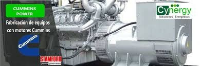 especialista plantas electricas generadores conmotor cummins