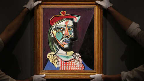 especialista tasador de obras de arte