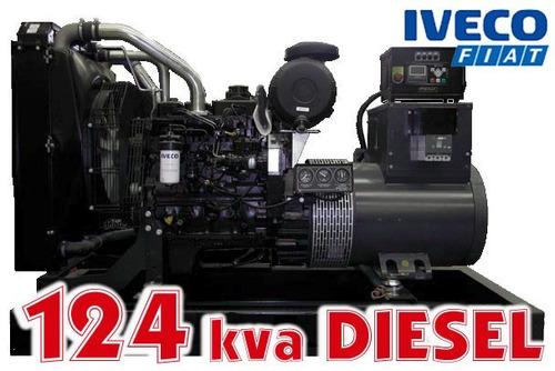 especialistas plantas electricas generadores con motor iveco