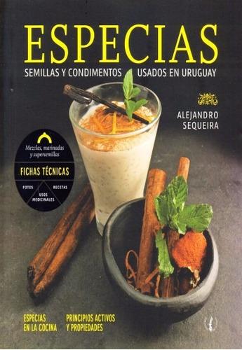 especias. semillas y condimentos usados en uruguay -sequeira