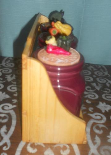 especiero de ceramica