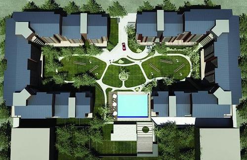 espectacular 4 ambientes en el complejo fresias garden, todos los amenities