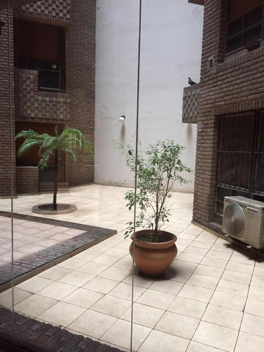 espectacular amobado 1 dormitorio frente patio olmos