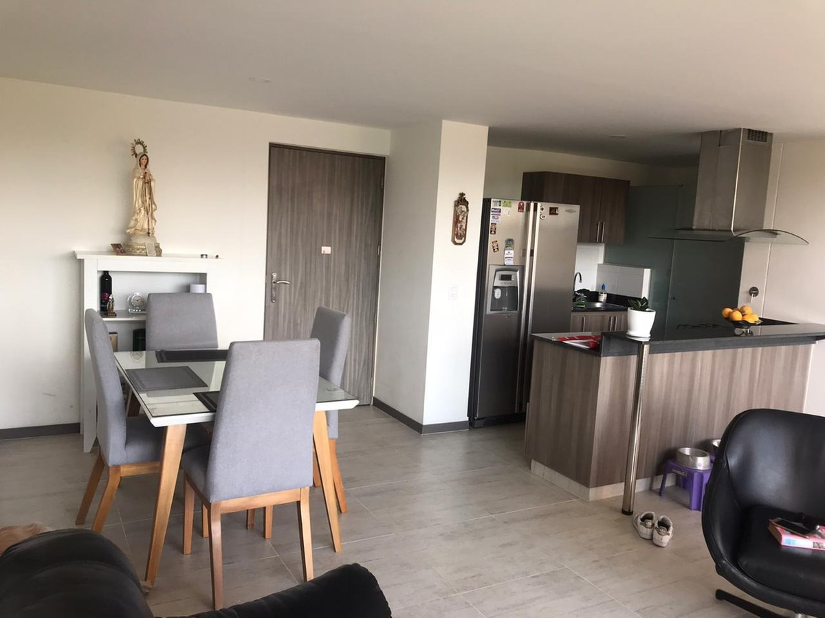 espectacular apartamento con terraza