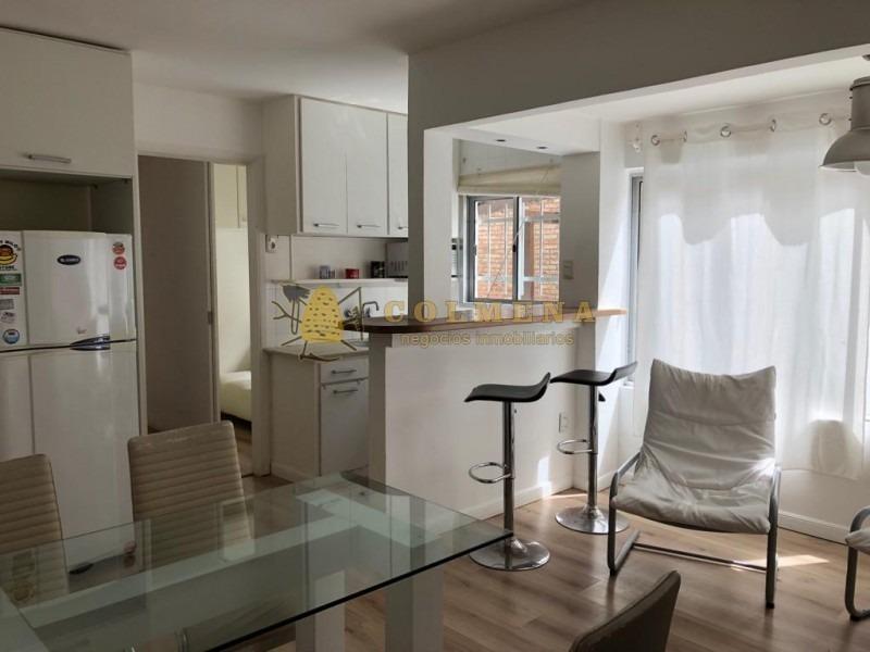 espectacular apartamento de 1 dormtorio!!!! para disfrutar!!!- ref: 1390