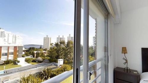espectacular apartamento en la mansa con parrillero propio