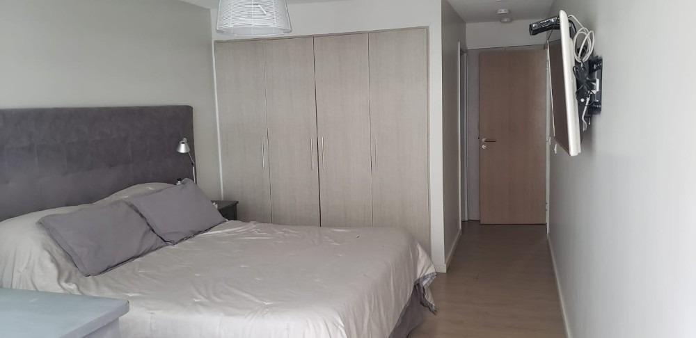 espectacular apto 1 dormitorio,amoblado,garaje,pocitos!!