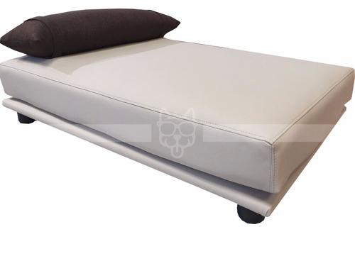 espectacular base cama con colchón para perros raza mediana