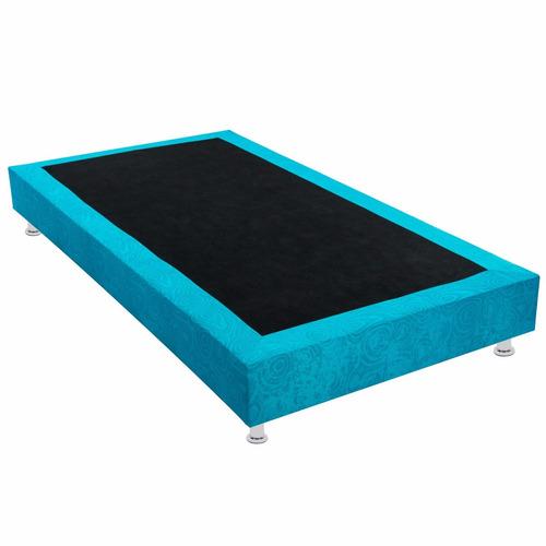 espectacular base cama,somier