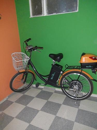 espectacular bicicleta electrica
