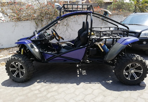 espectacular buggie