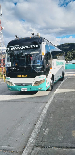 espectacular bus yutong, modelo 2012