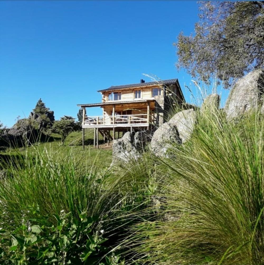espectacular cabaña,con espectacular paisaje san clemente369