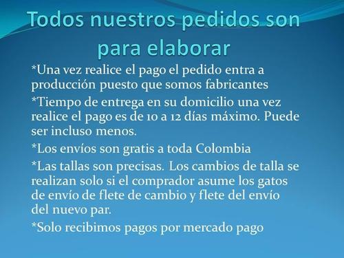 fe815094 Espectacular Calzado Para Hombre Colombia Envio Gratis - $ 70.120 en ...
