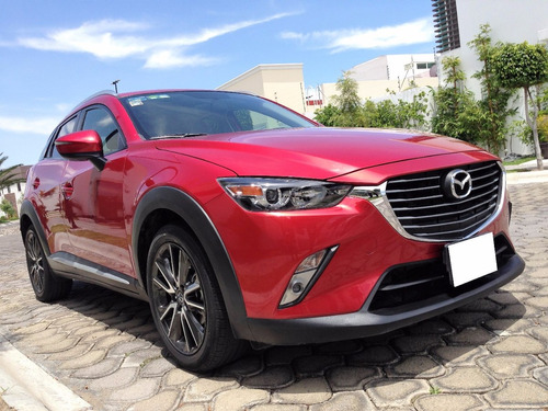 espectacular camioneta mazda cx3 grand touring 2016