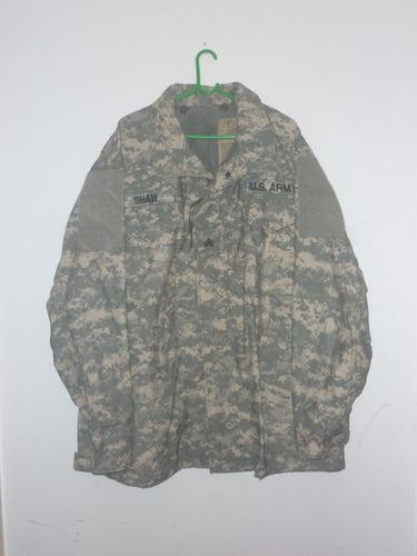 espectacular!! campera m-65 orig.  us army - acu digital l