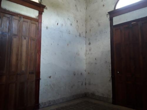 espectacular casa antigua en venta en el centro