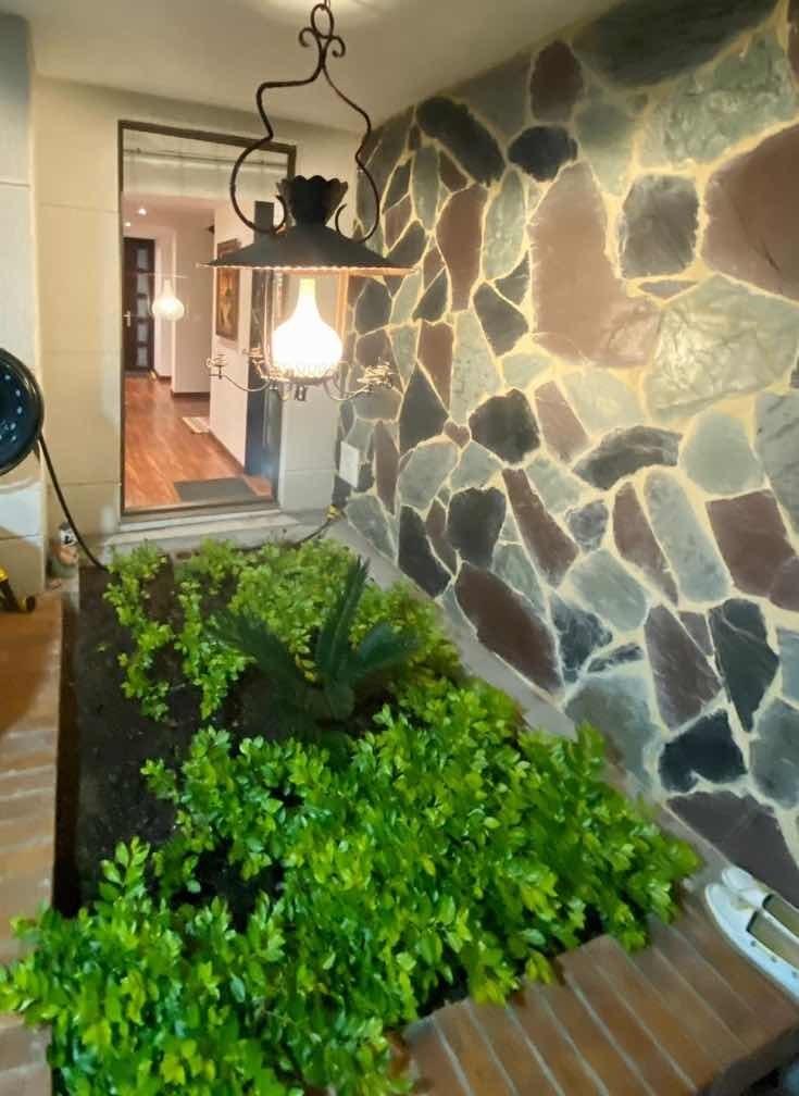 espectacular casa campestre con características sostenibles
