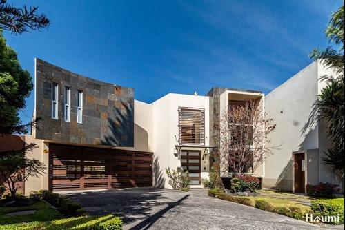 espectacular casa con alberca en fraccionamiento en morillotla