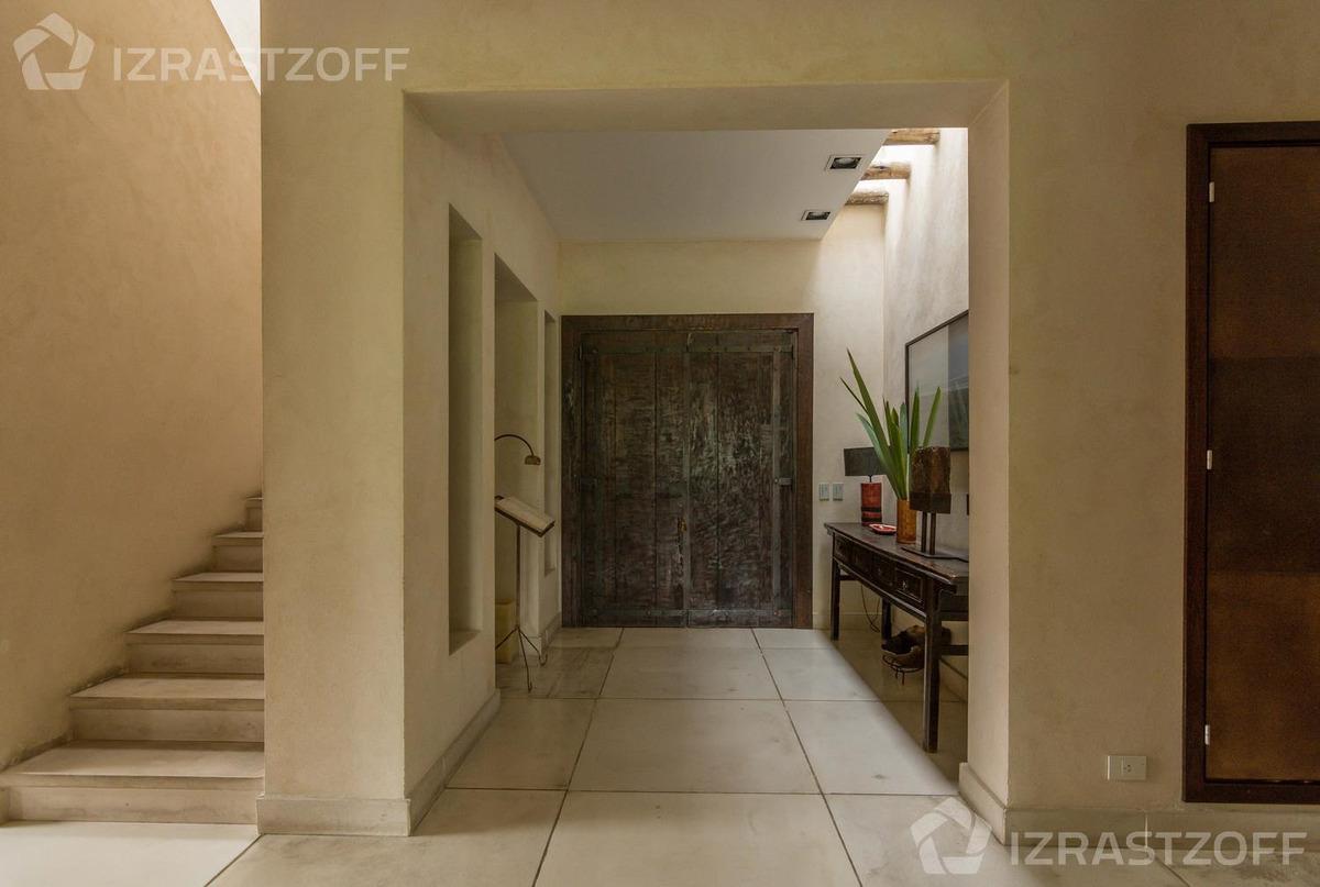 espectacular casa del estudio shilton stefani