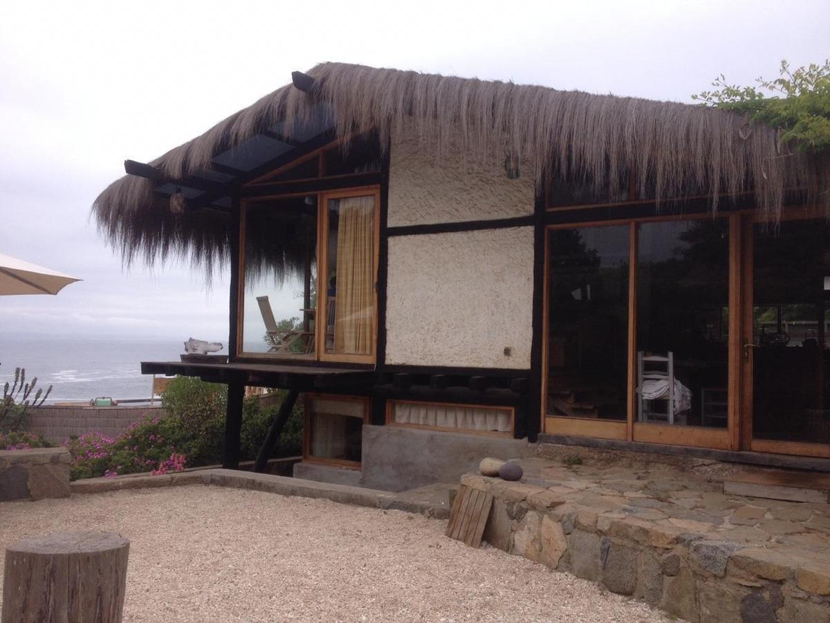 espectacular casa en arriendo por temporada en cachagua