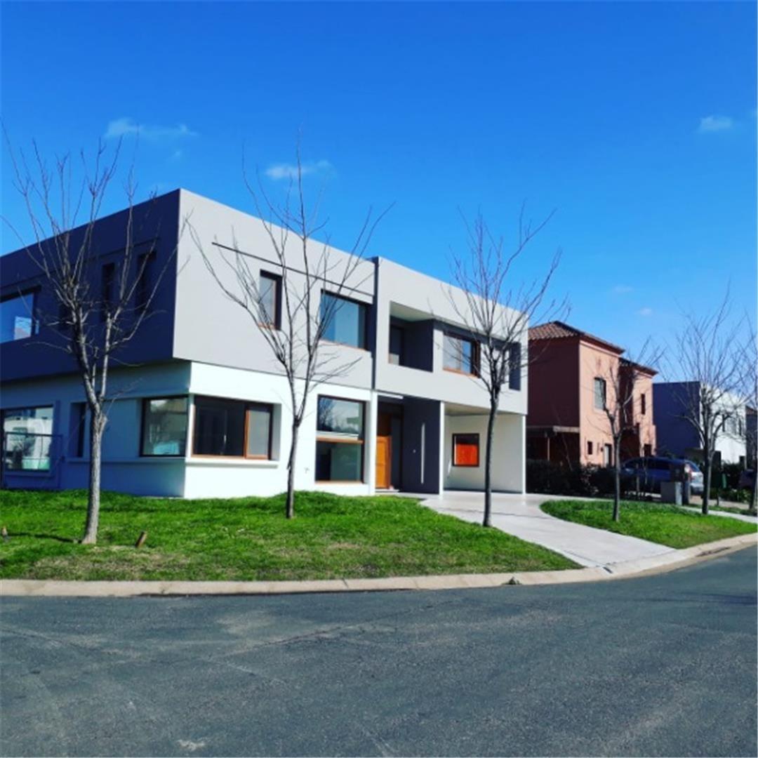 espectacular casa en barrio privado windbells