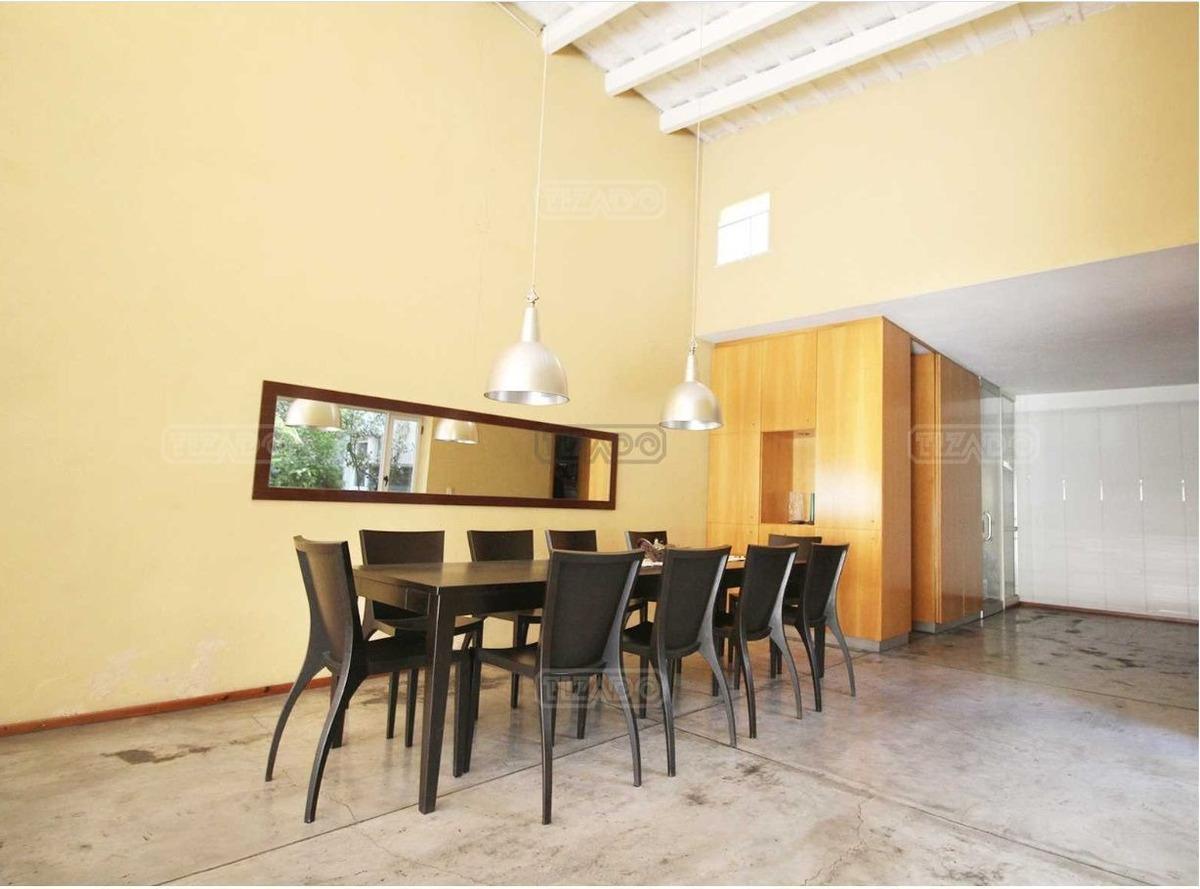 espectacular casa en palermo soho, posibilidad de desarrollo inmobiliario