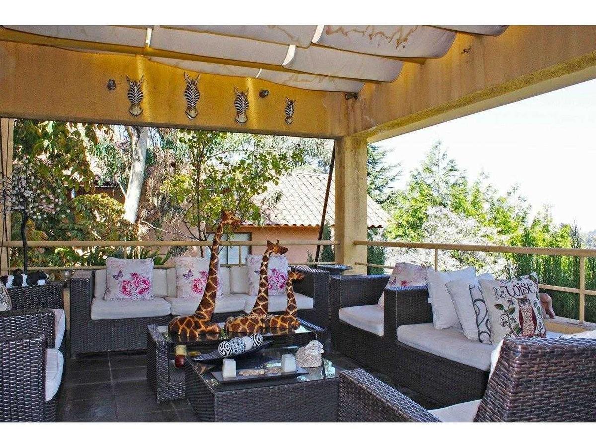 espectacular casa en quinchamalí
