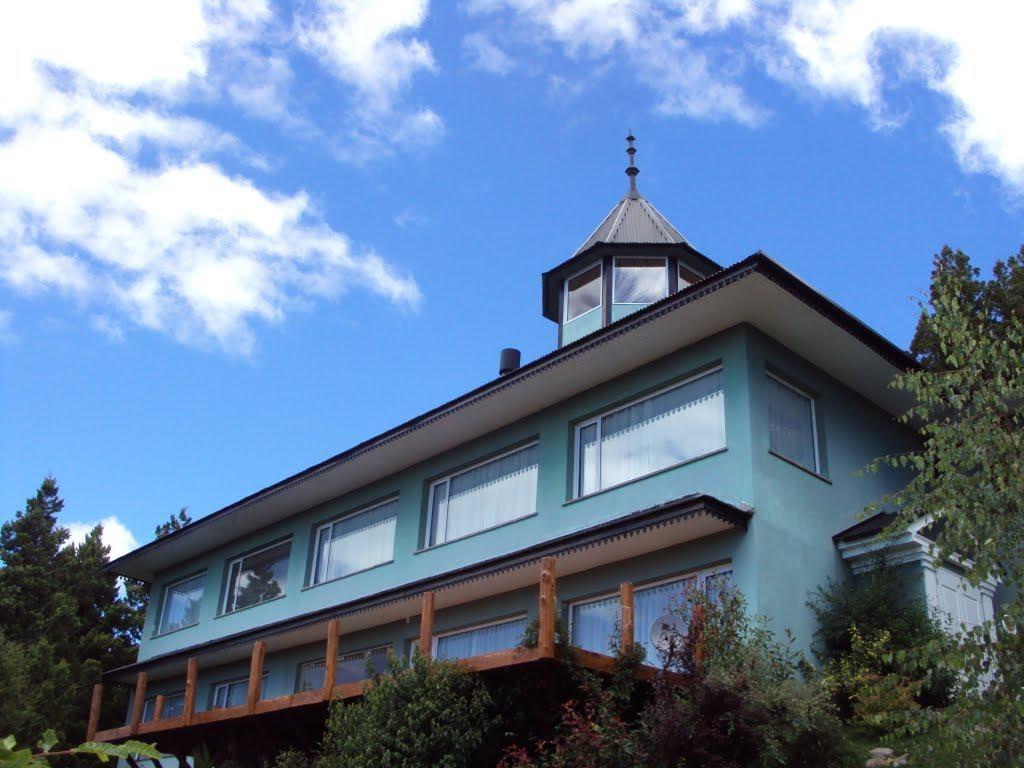 espectacular casa en san carlos de bariloche - gran vista