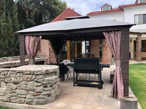 espectacular casa en venta en hacienda valle escondido