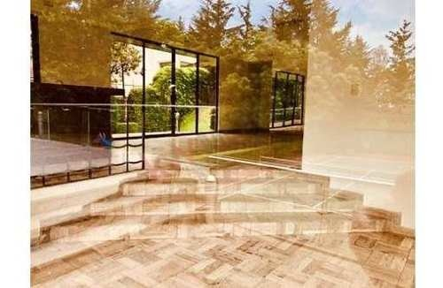 espectacular casa en venta en lomas de vistahermosa, cuajimalpa