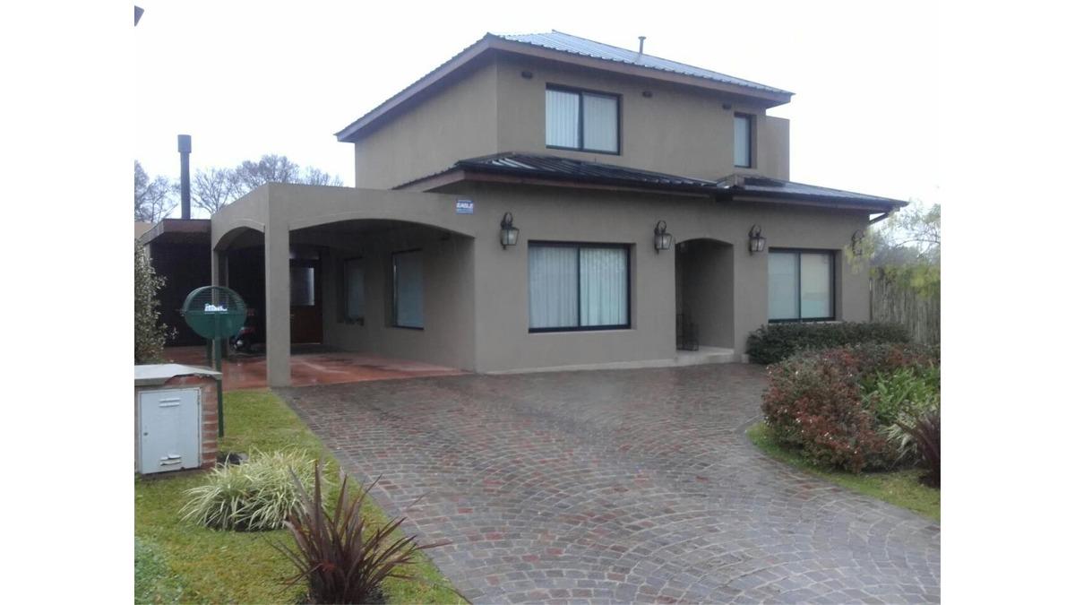 espectacular casa en venta en pilar del este sta guadalupe
