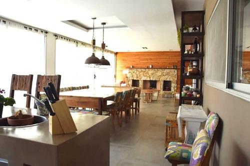 espectacular casa en venta en santa catalina con 5 dorms