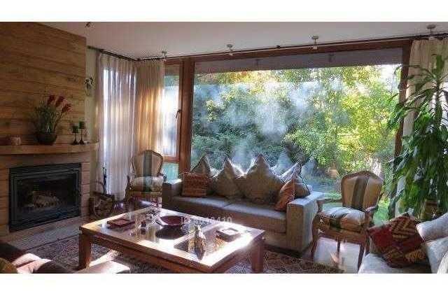 espectacular casa en villuco 5d 4b quincho y piscina camino a chiguayante