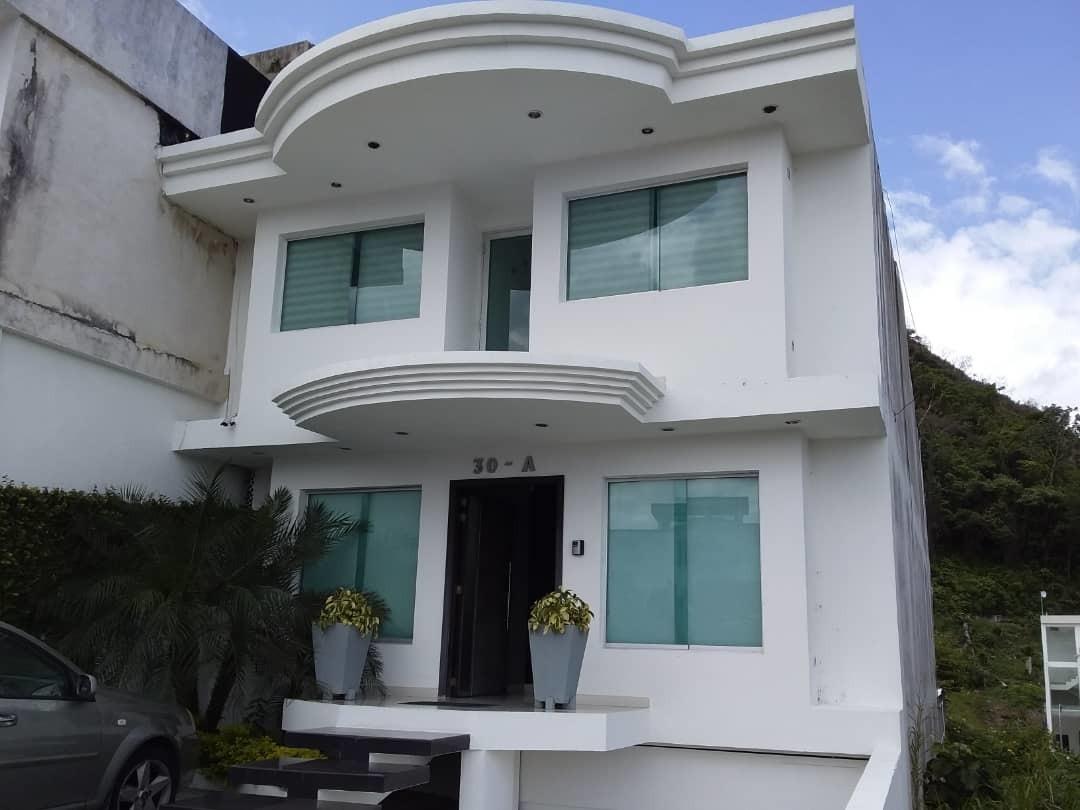 espectacular casa moderna oportunidad