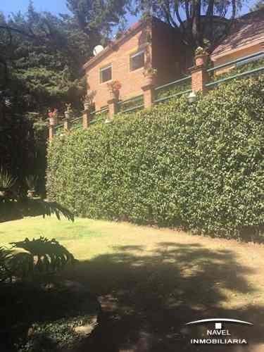 espectacular casa rodeada de jardin, cav-2870