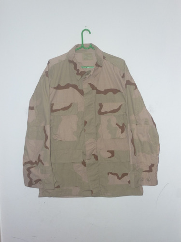 espectacular!! chaqueta bdu orig. desert 6 colours camo - mr